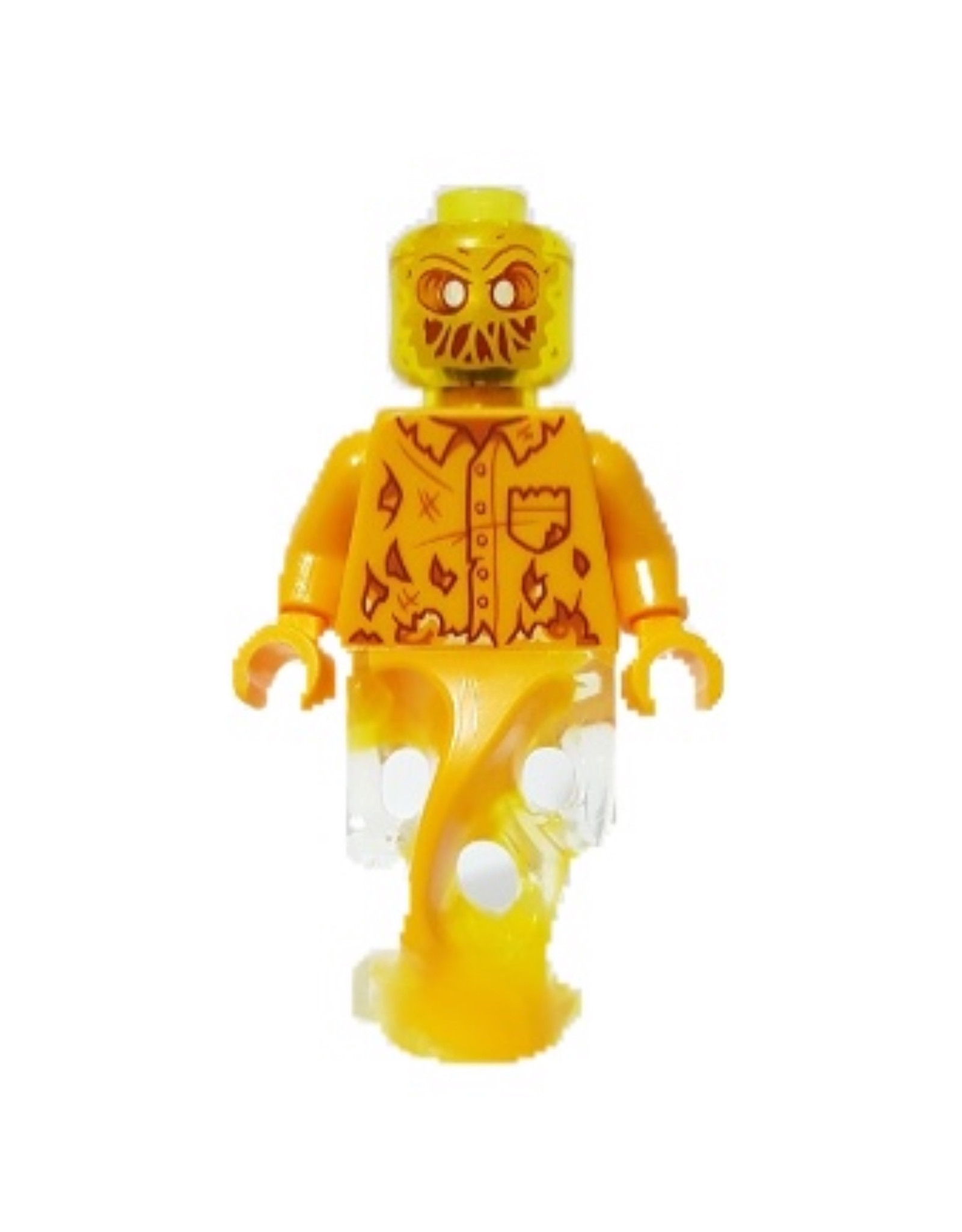 LEGO LEGO Hidden Side Scrimper minifiguur HS033