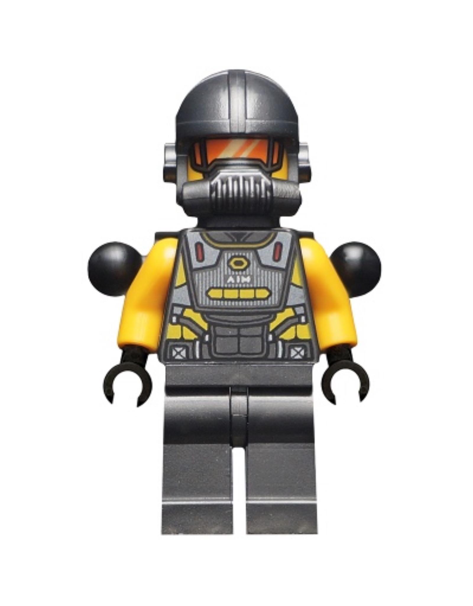 LEGO LEGO Super Heroes AIM Agent minifiguur SH628