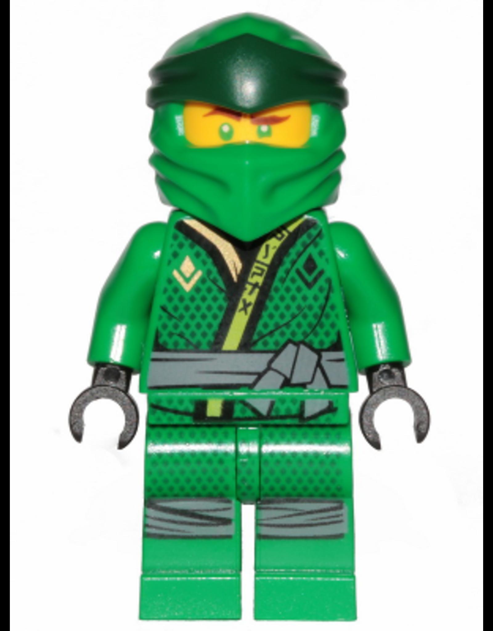 LEGO  LEGO Ninjago Lloyd minifiguur NJO514