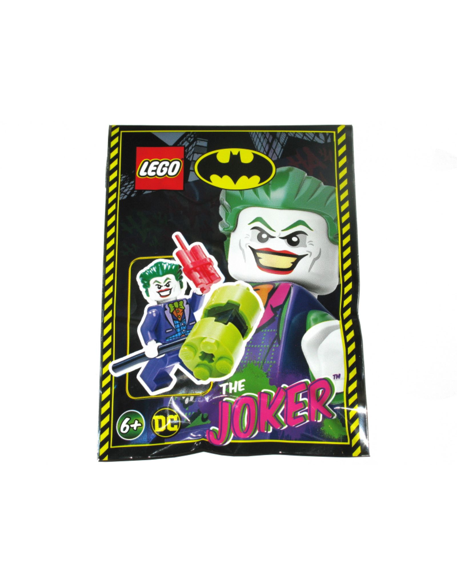 LEGO LEGO Super Heroes The Joker Minifiguur SH515