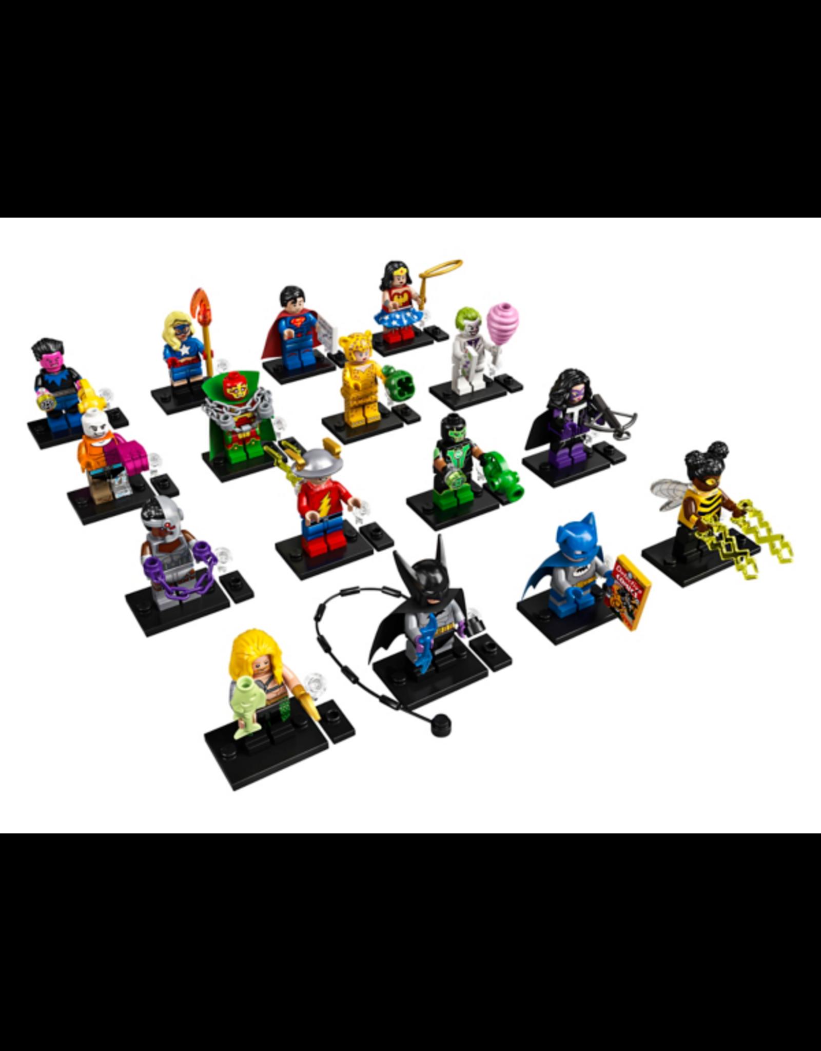 LEGO LEGO Minifigures Super Heroes - Simon Baz 08/16 - 71026