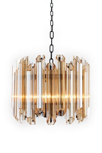GRIANTE Chandelier Gold