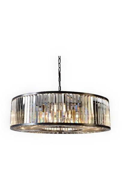 MANDELLO Chandelier Black
