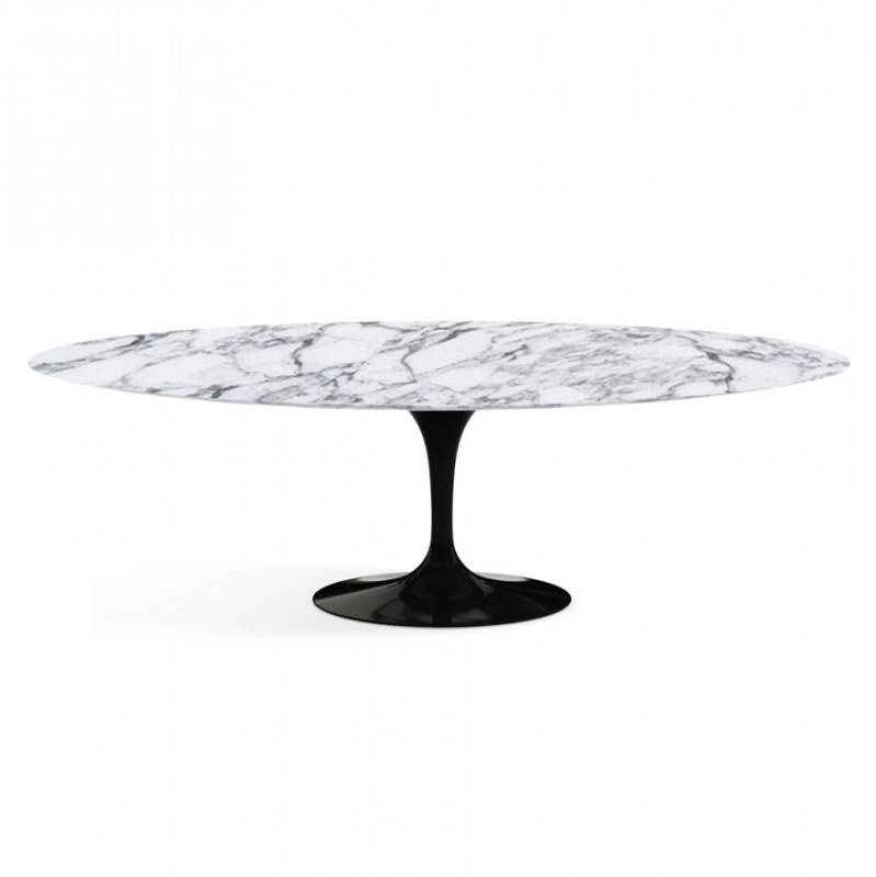 TULIP Dining Table Marble-1