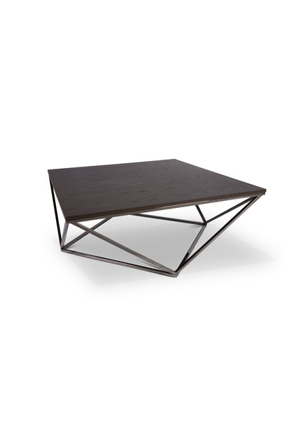 PUGLIA Coffee Table Charcoal Oak