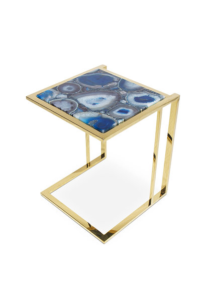 COCKTAIL U-Table Gold Agate
