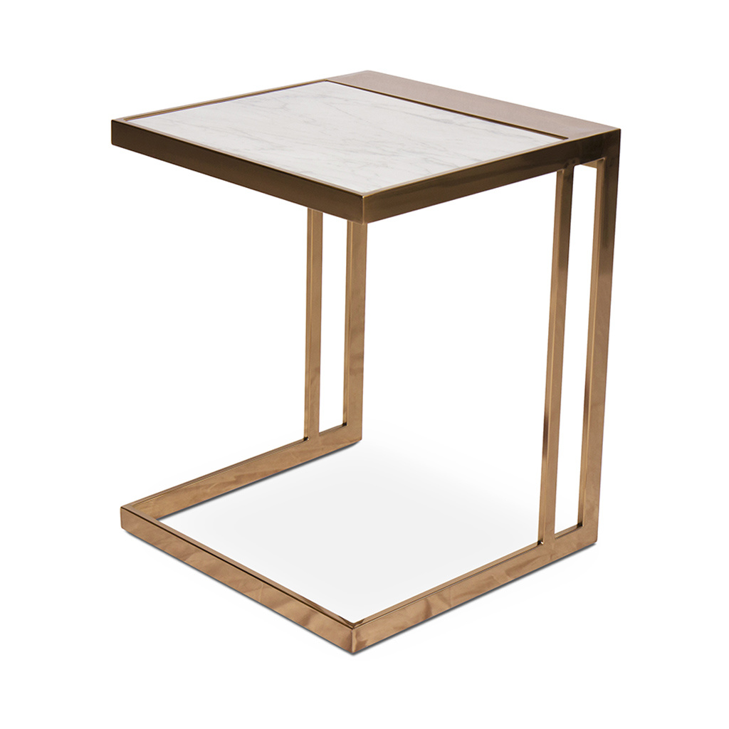 COCKTAIL II U-Table Rose Gold-1