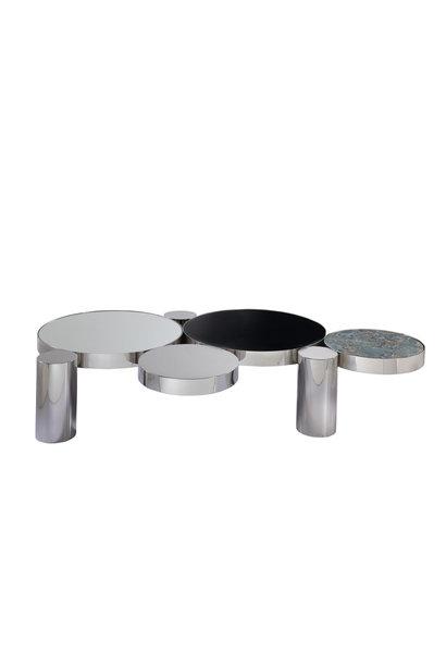 ALBA Coffee Table Silver