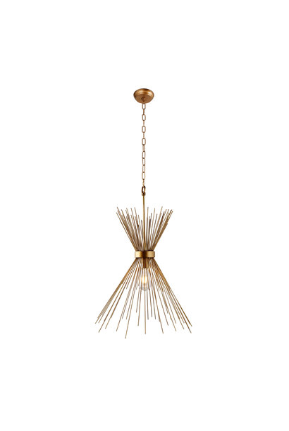 FASCES Ceiling Light Gold
