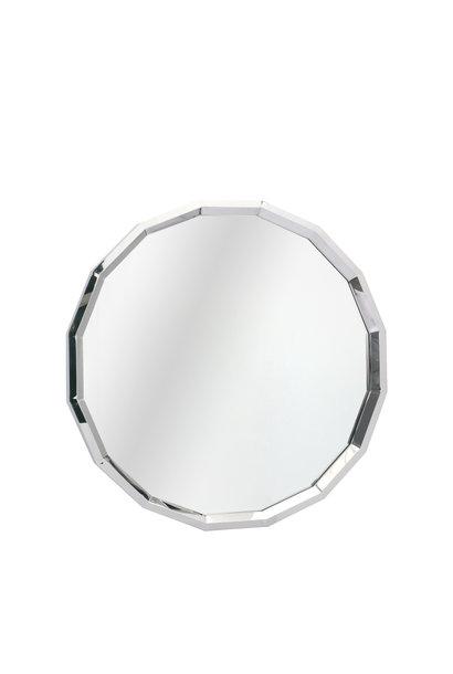GARNET Wall Mirror Silver