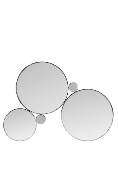 ALBA Wall Mirror Silver