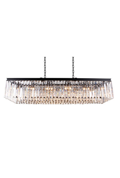 BARRE Chandelier Clear