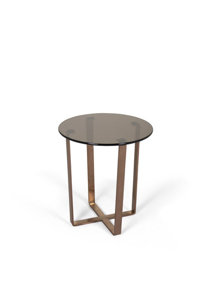 LIBRANDI Side Table Rose Gold