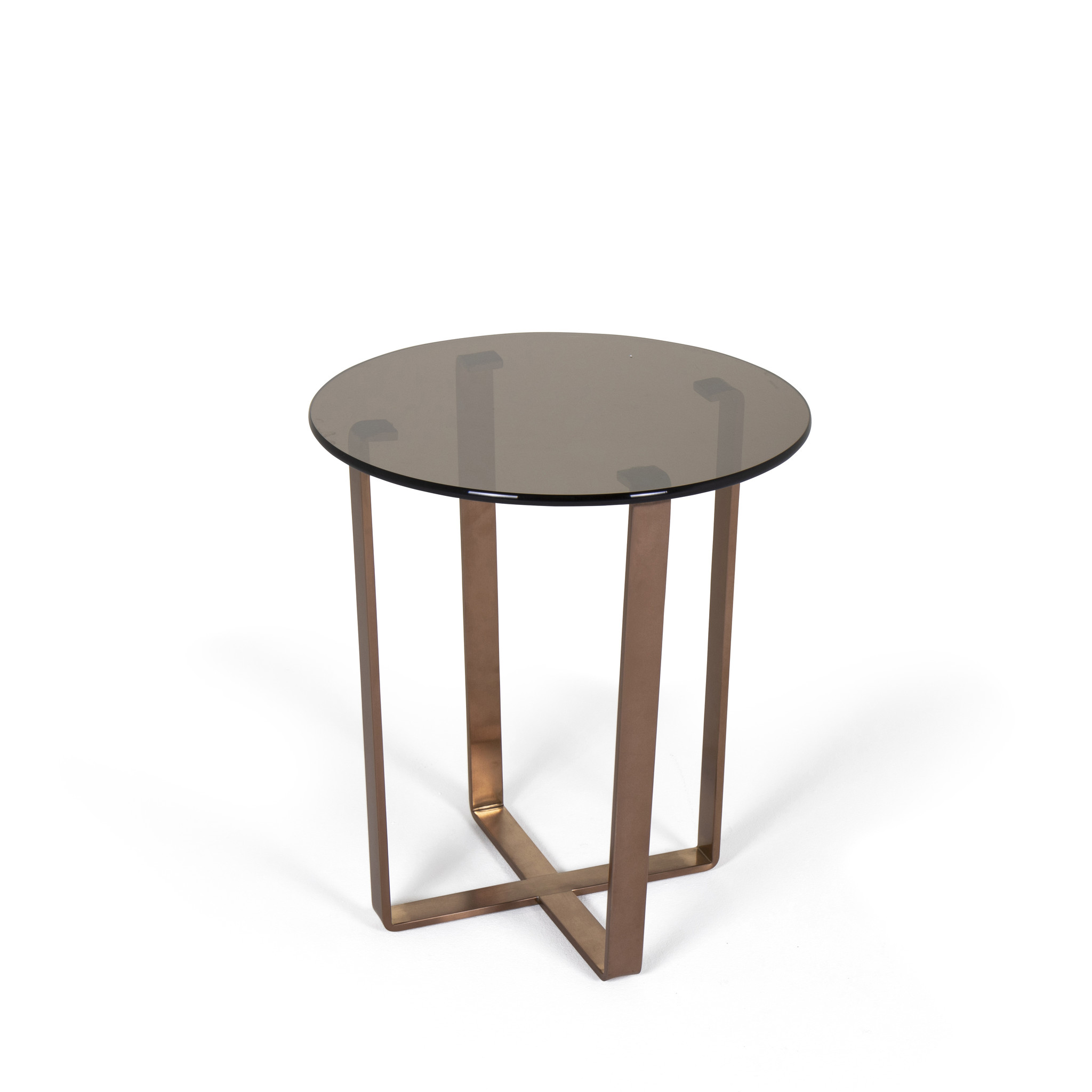 LIBRANDI Side Table Rose Gold-1
