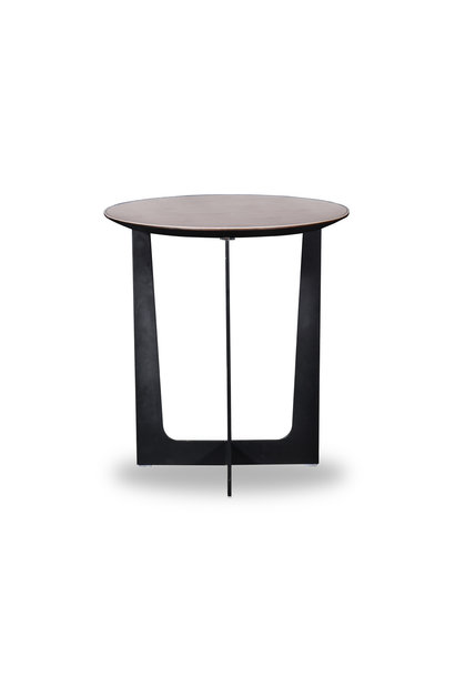 ROSA Coffee Table Charcoal Oak 52cm