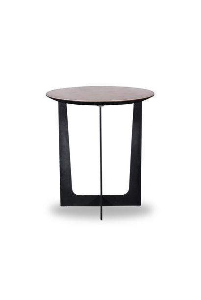 ROSA Coffee Table Charcoal Oak 52cm