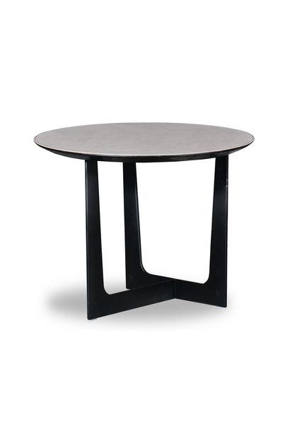 ROSA Coffee Table Charcoal Oak 60cm
