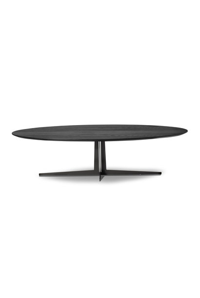 ENZO Coffee Table Charcoal Oak