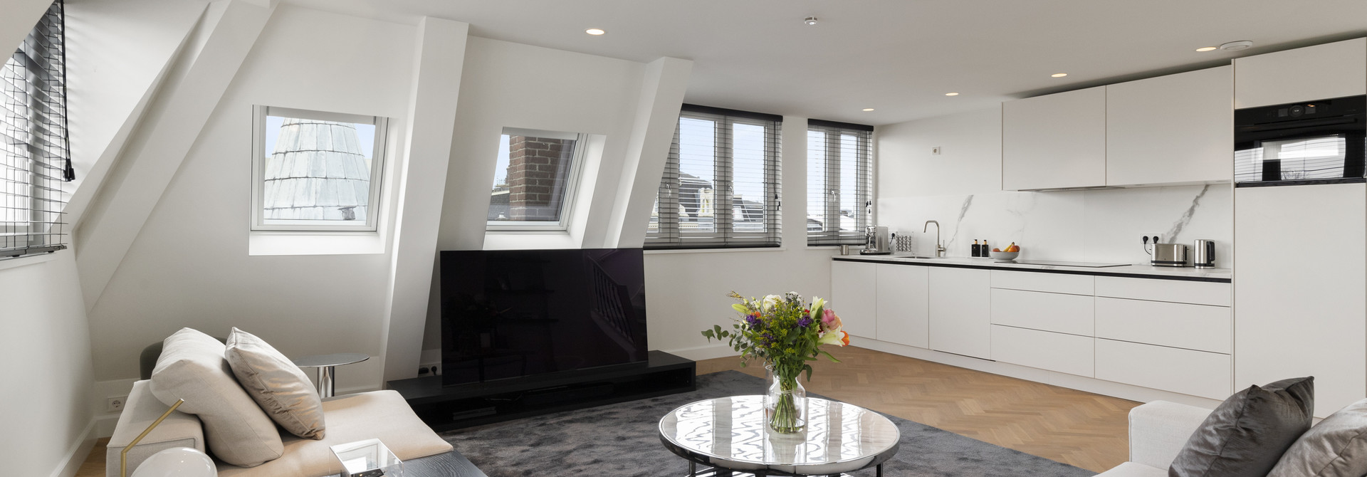 Luxury appartement Amsterdam