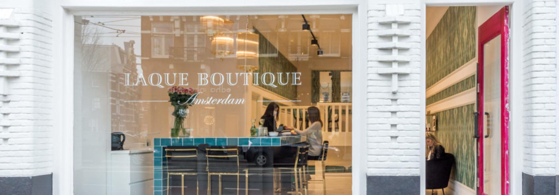 Laque boutique Amsterdam