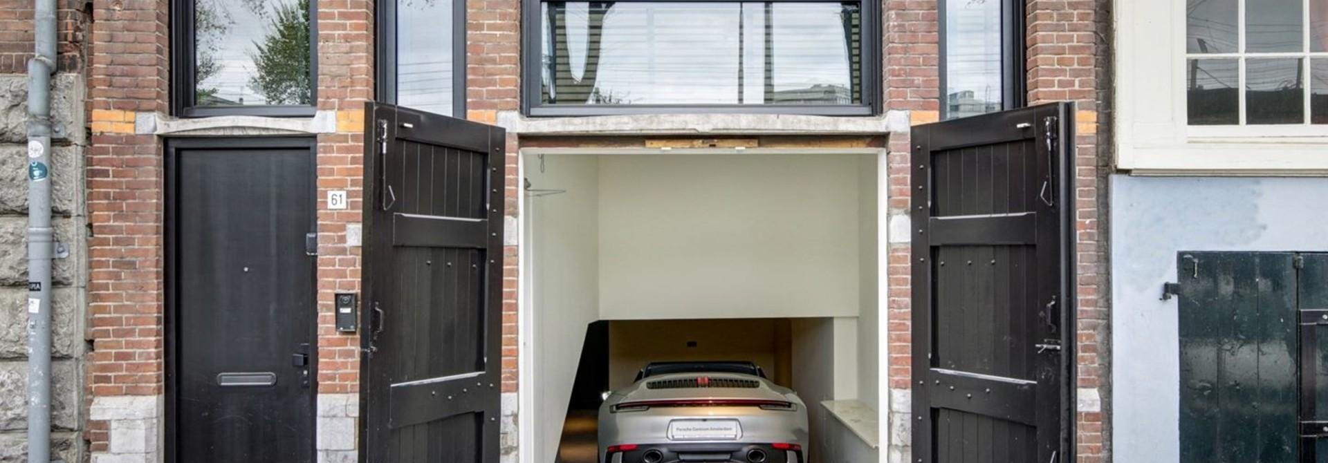 320m2 appartement Amsterdam