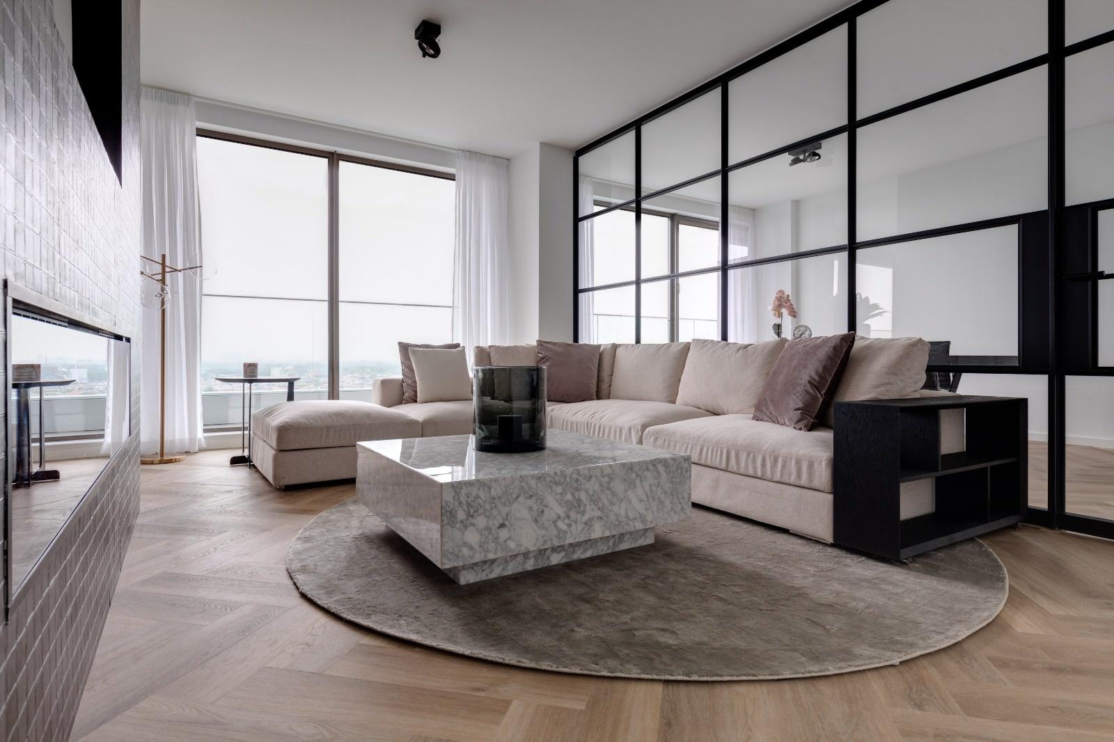 CHIANTI ROUND Carpet Spray Green 280cm-2