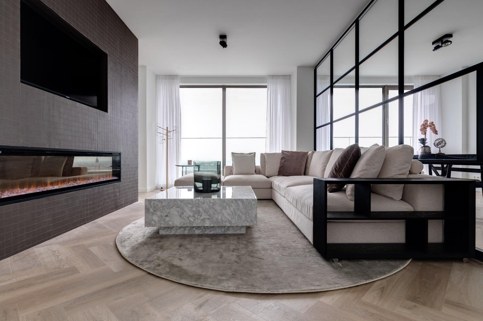 CHIANTI ROUND Carpet Spray Green 280cm-3