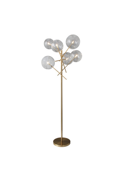 CHAVELLI Floor Lamp crystal