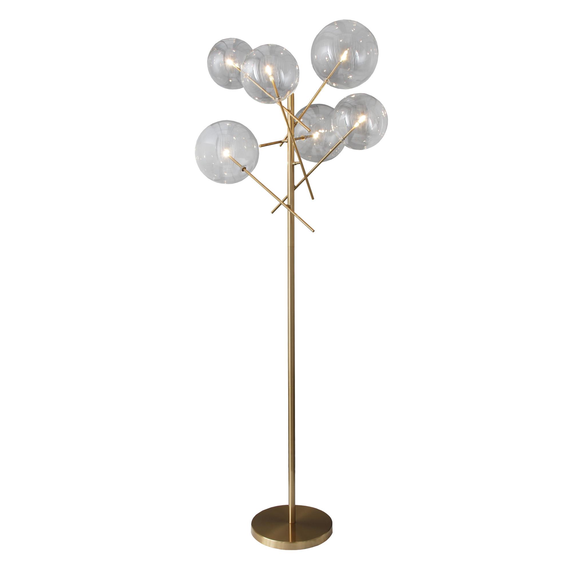 BANK Floor Lamp Crystal-1
