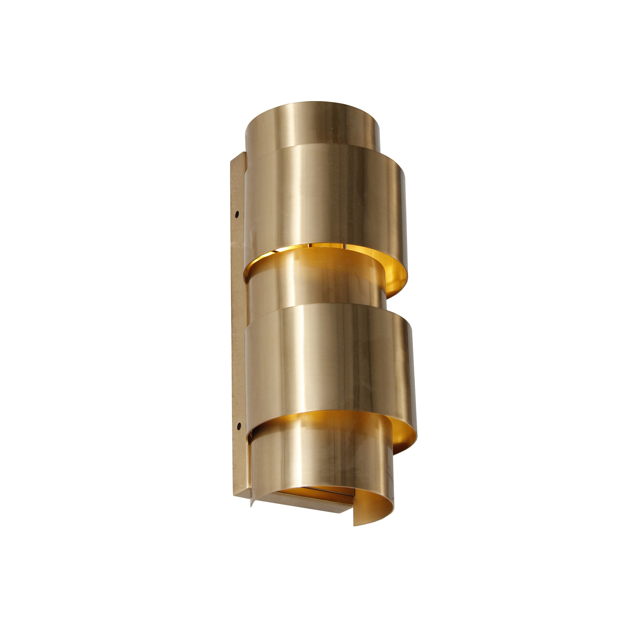 SAINT Wall light brushed brass-2