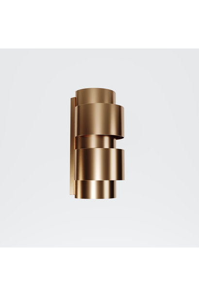 SAINT Wall light brushed brass