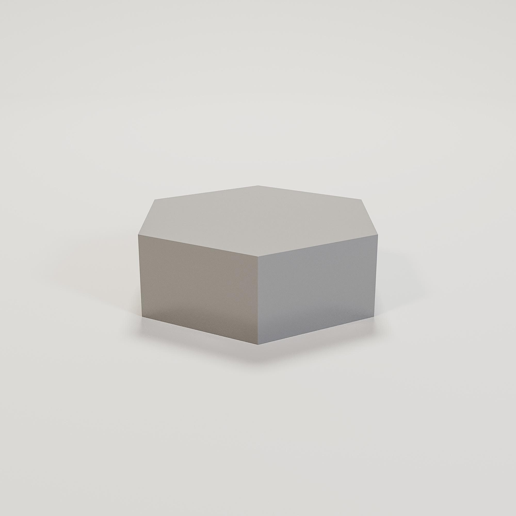 SALERNO Coffee Table Hexagon-1