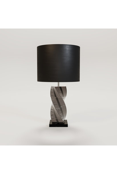 CAYAN Table Lamp Smoke