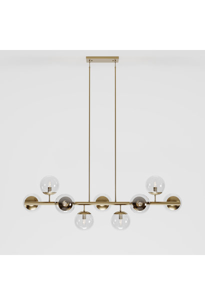 CHURCHILL Chandelier Clear Glass