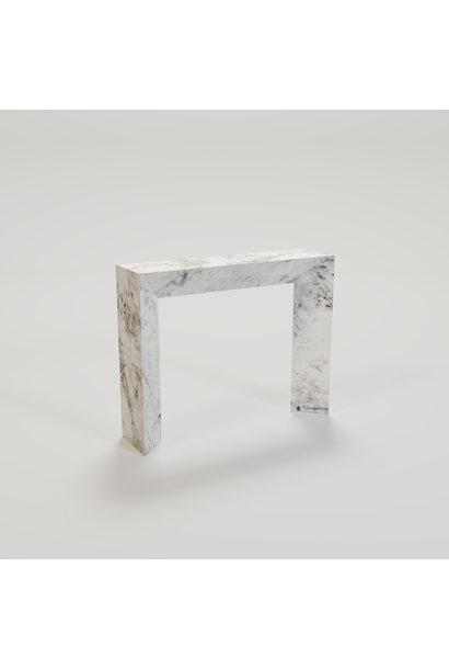 FRENCHI Console Carrara marble smal