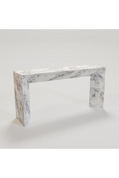 FRENCHI Console Carrara marble large