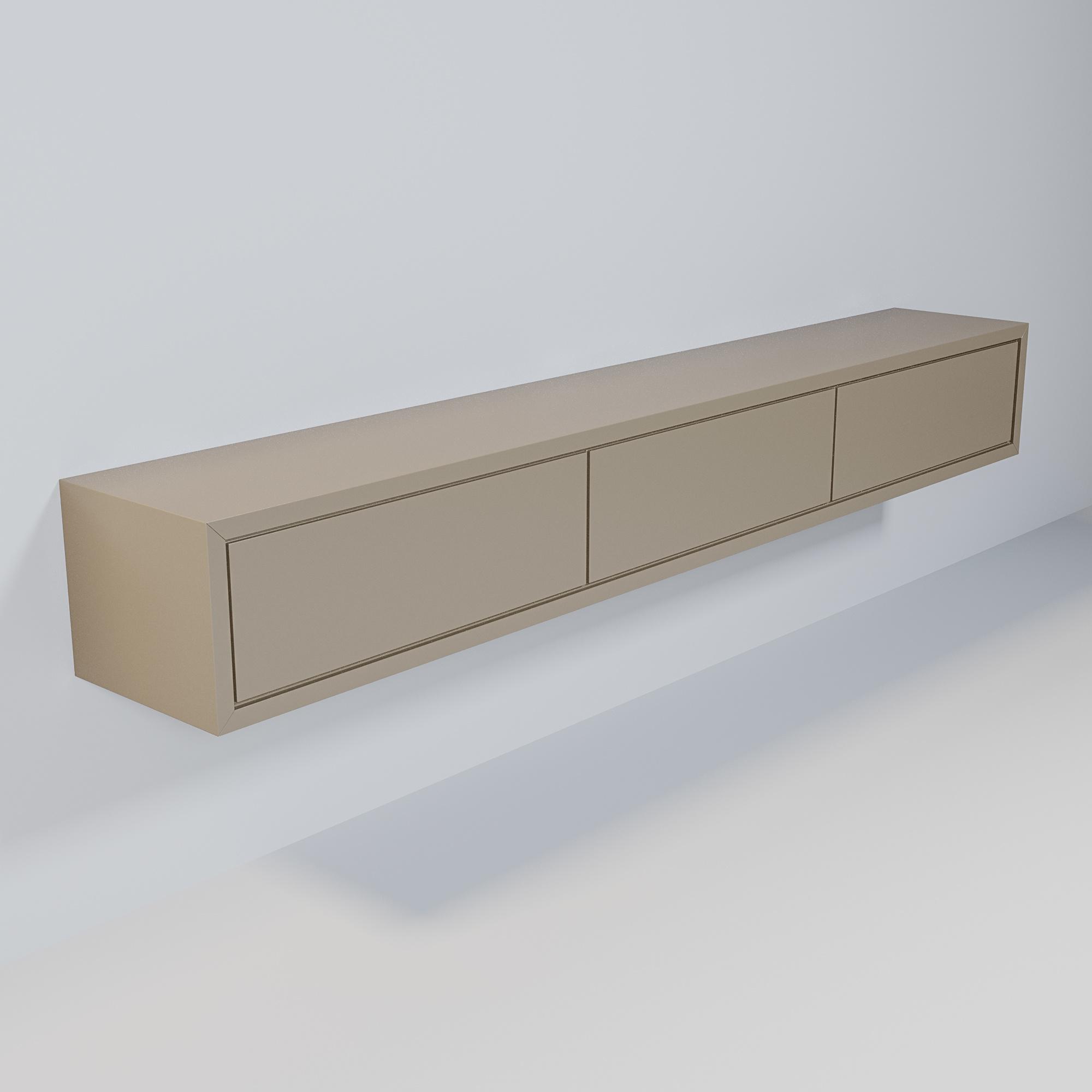 DEAN TV Cabinet taupe mat-1
