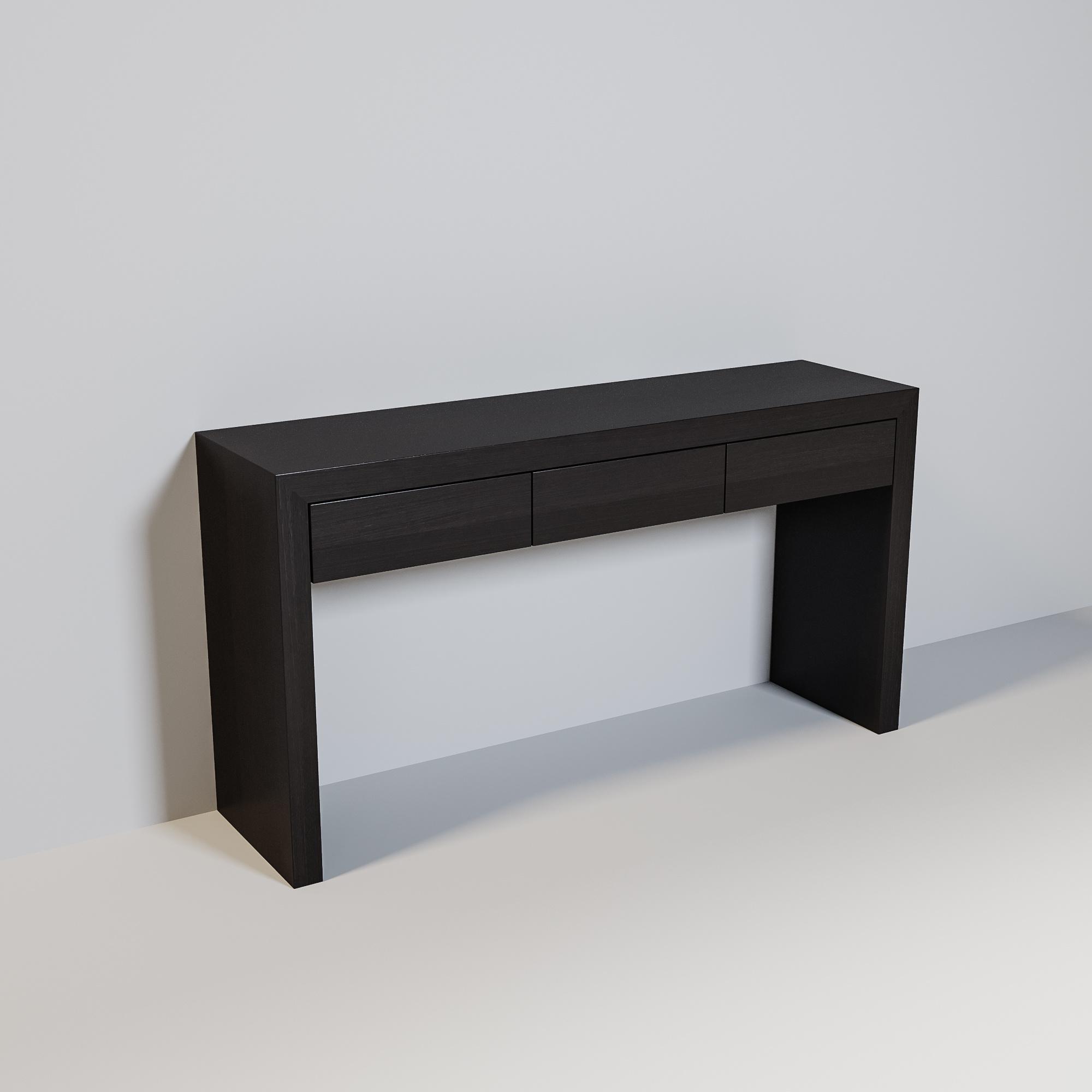 LIBERTY Console smoke wood smal-1
