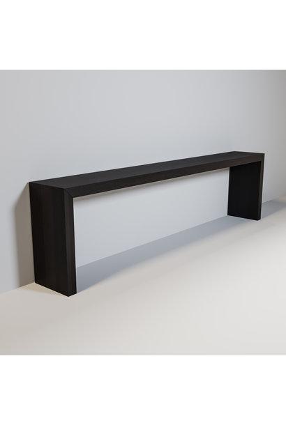 MAYFAIR Console smoke wood 300cm