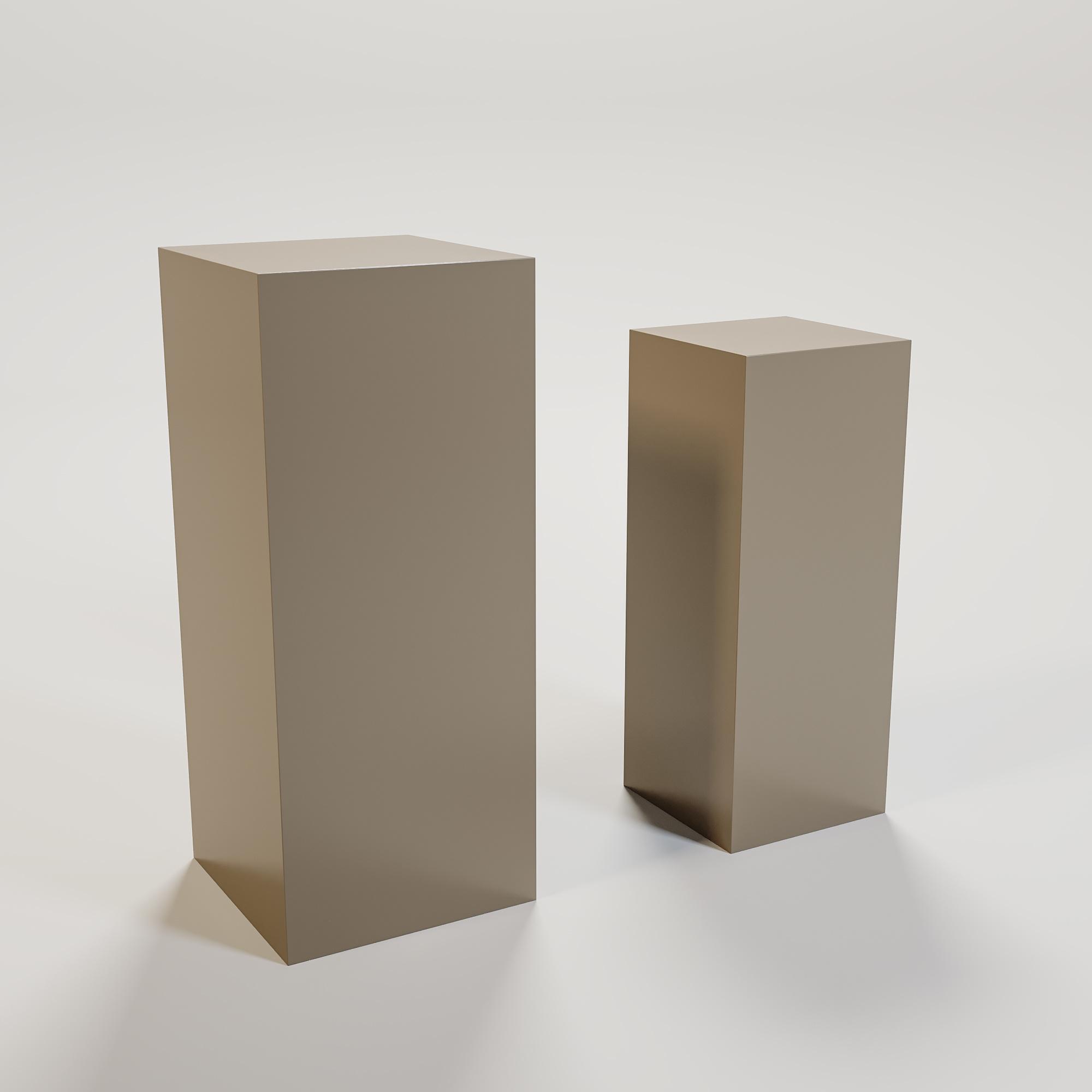 COLUMN mat taupe 120cm-2