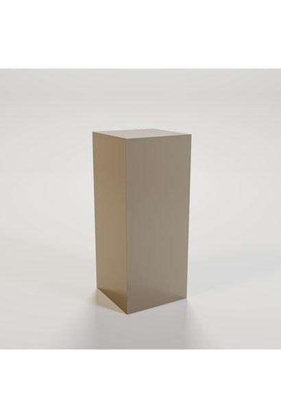 COLUMN mat taupe 120cm