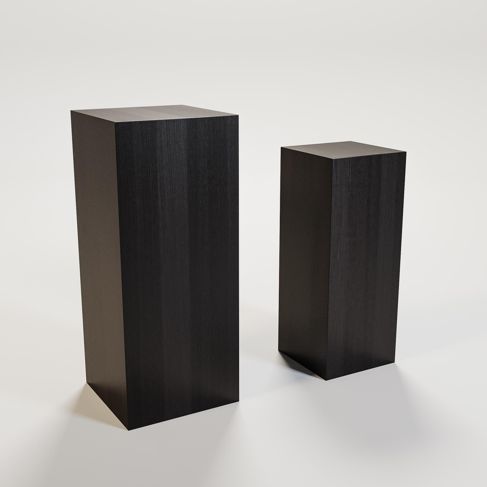 COLUMN smoke wood 100cm-2