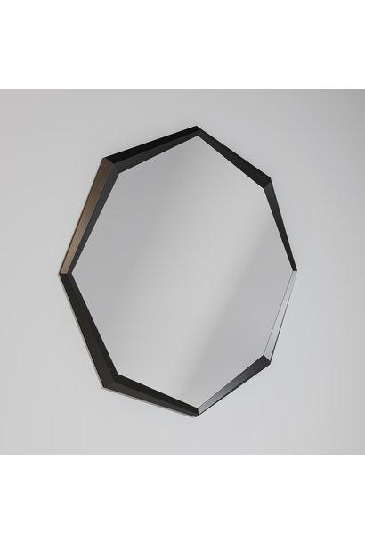 GARNET  Wall mirror 180cm brushed Gun Black