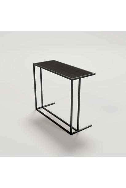 MASSIMO Sofa Table Charcoal Oak