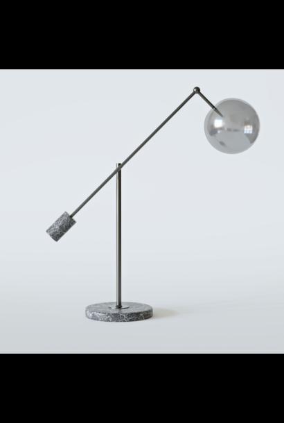 CAPRI Table Lamp Grey