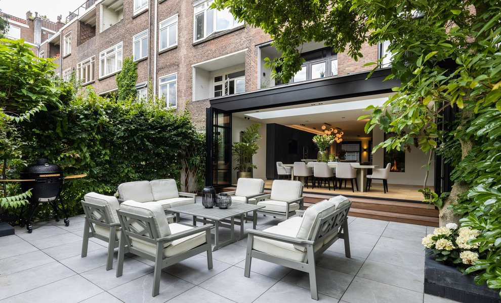 225m2 Woonhuis Amsterdam Apollo Buurt