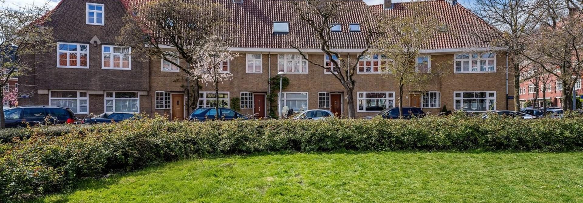 Bachplein Amsterdam Oud Zuid