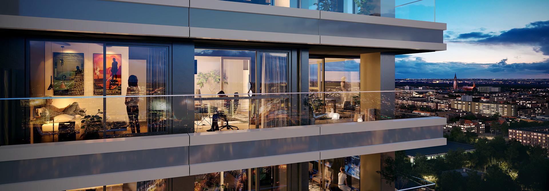 Penthouse Delft