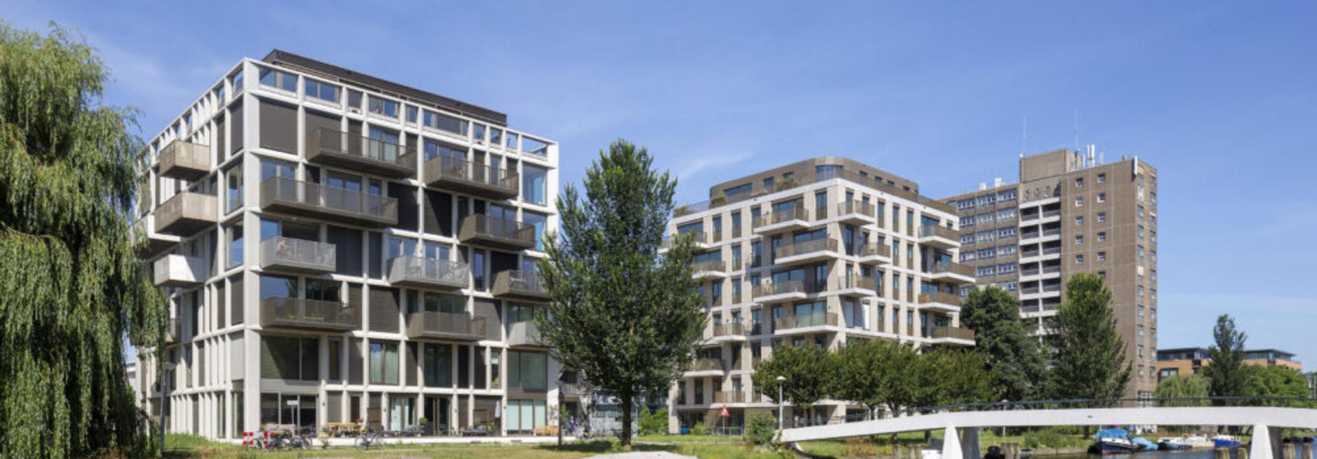 Maissonette Westlandgracht Amsterdam