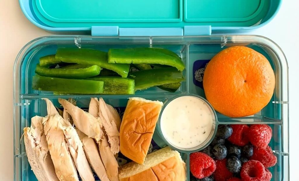 Yumbox juli Lunch tips